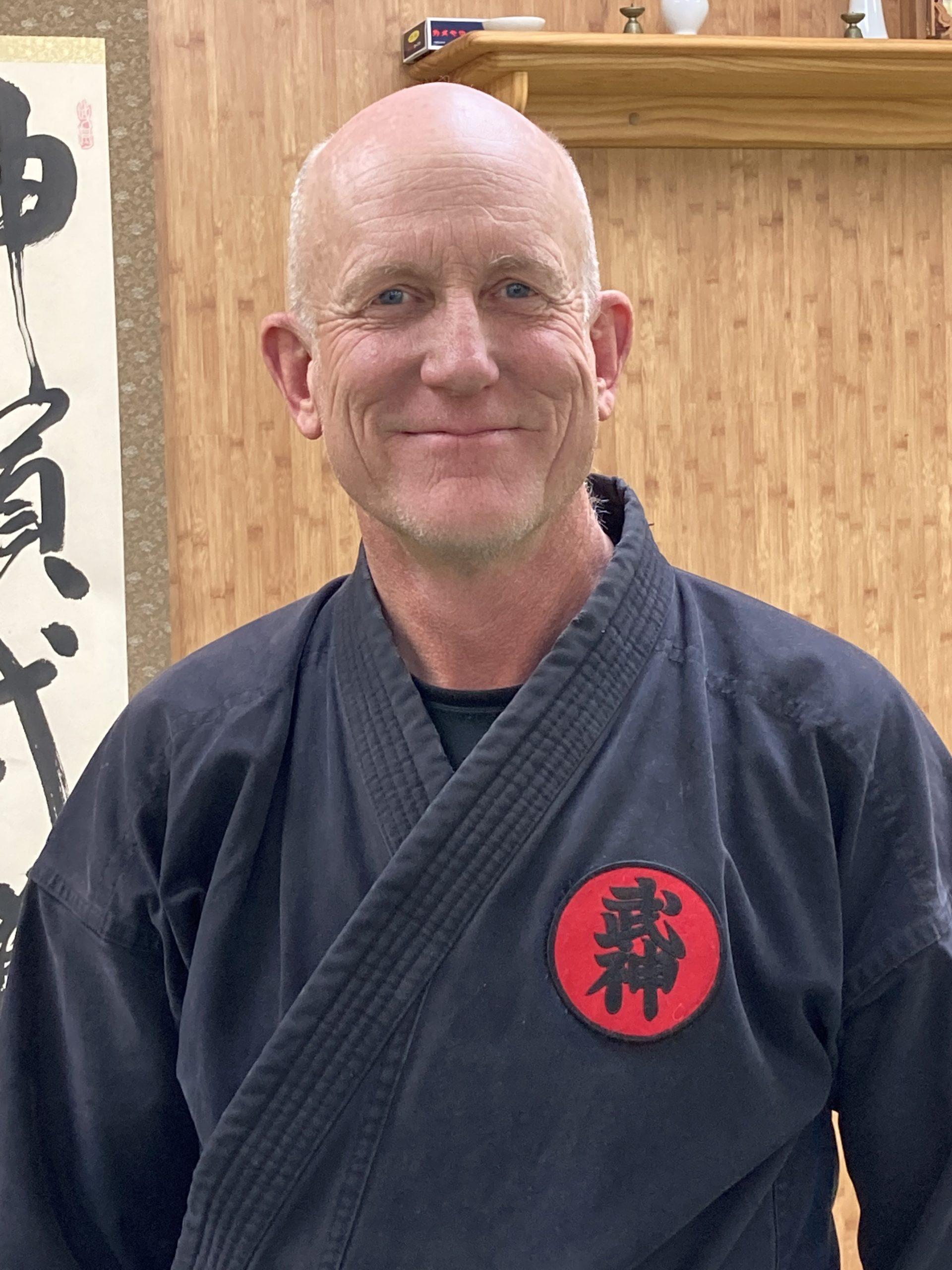 Instructor Philip Keuper